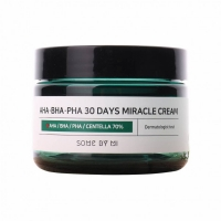SOME BY MI AHA. BHA. PHA 30 Days Miracle Cream Восстанавливающий крем для проблемной кожи