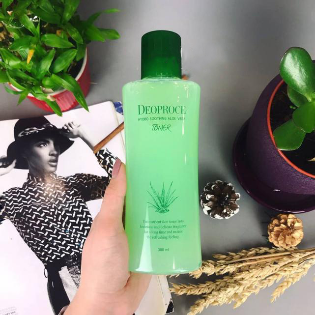 Deoproce Hydro Soothing Aloe Vera Toner