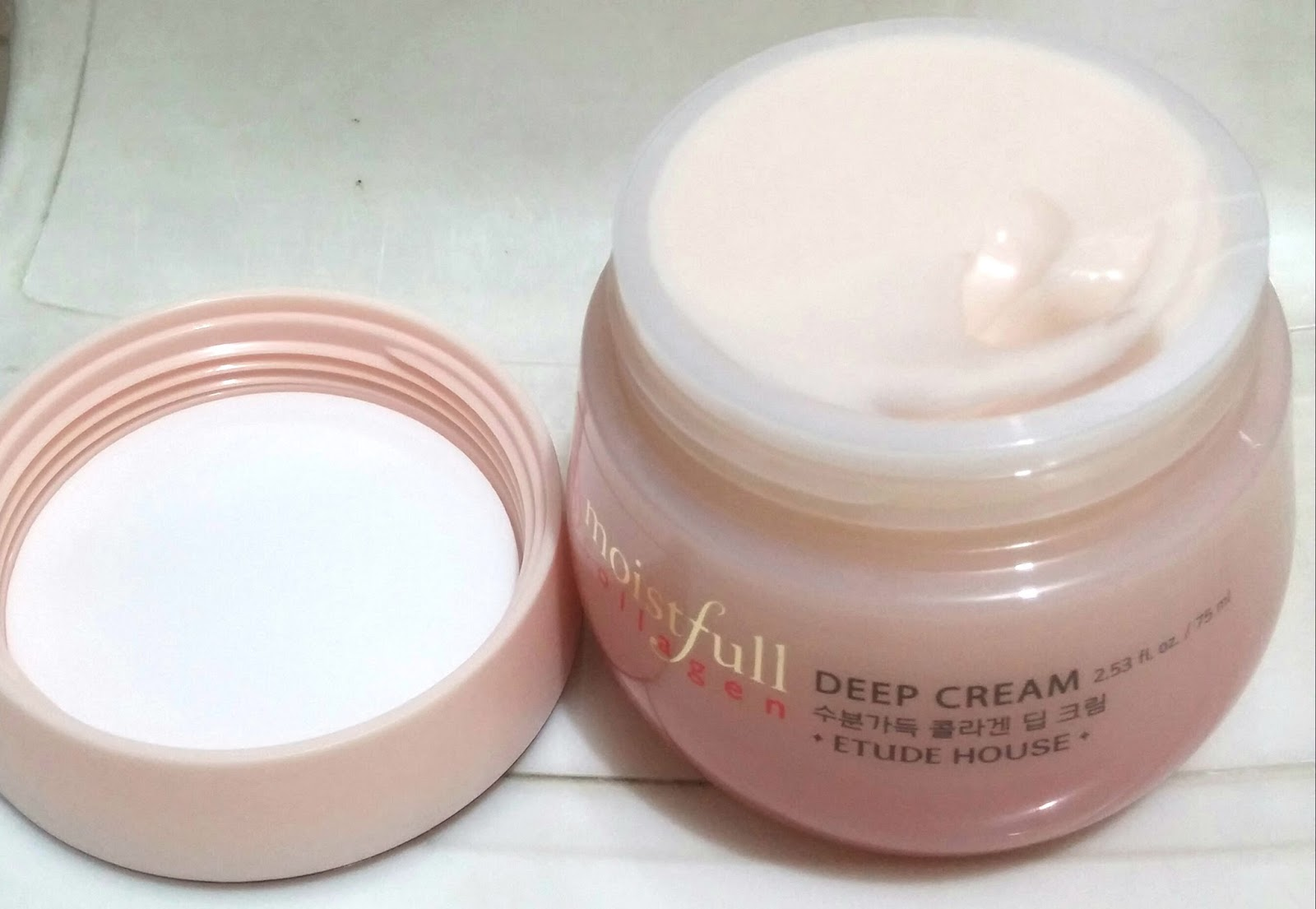 EtudeHouse Moistfull Collagen Deep Cream