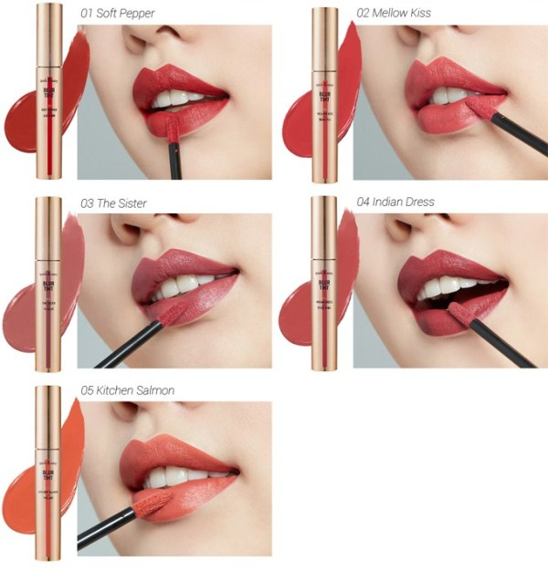 Etude House Quick & Easy Blur Tint