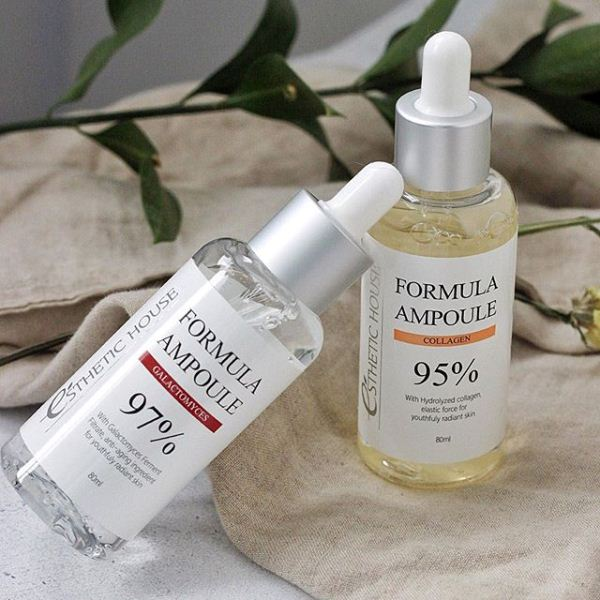 Esthetic House Formula Ampoule Galactomyces