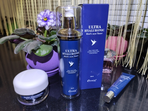 Esthetic House Ultra Hyaluronic Acid Bird's Nest Toner