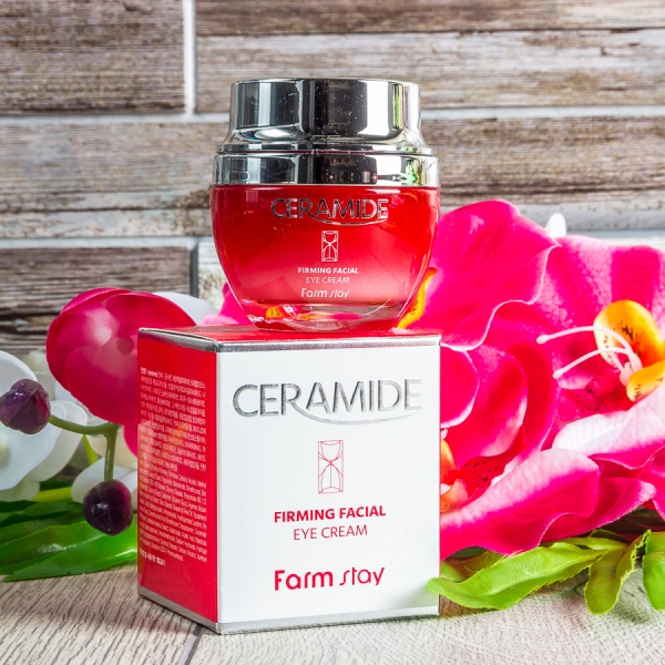 FarmStay Ceramide Firming Facial Eye Cream