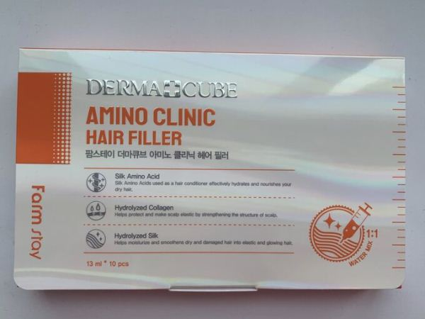 Farmstay Dermacube Amino Clinic Hair Filler
