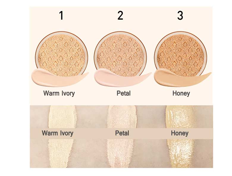 HOLIKAHOLIKA Water Drop Skin Tint Cushion