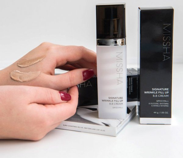 MISSHA Signature Wrinkle Fill Up BB Cream SPF37 PA