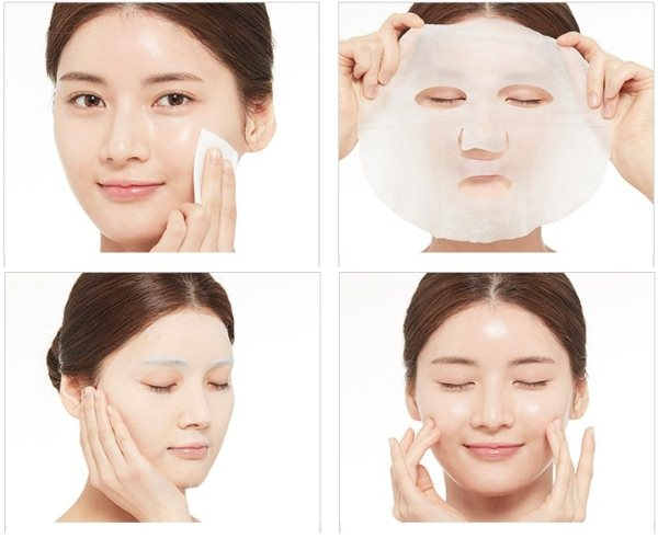 Missha Airy Fit Sheet Mask Potato