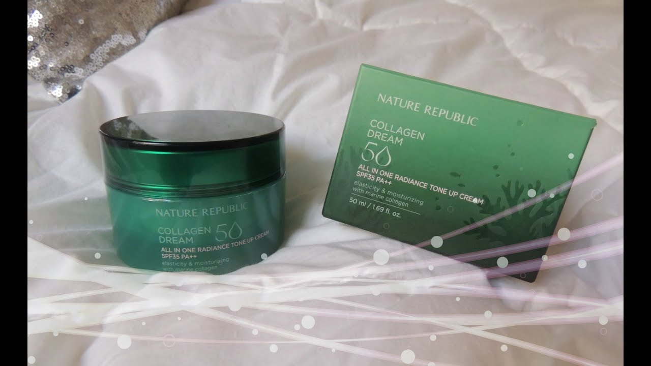 NATURE REPUBLIC Collagen Dream 70 Eye Cream 1