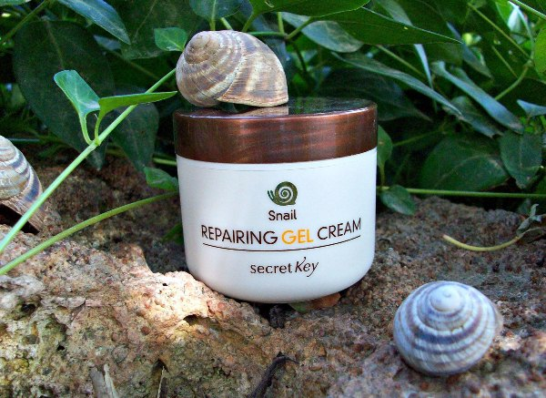 SECRETKEY Snail Repairing Gel cream