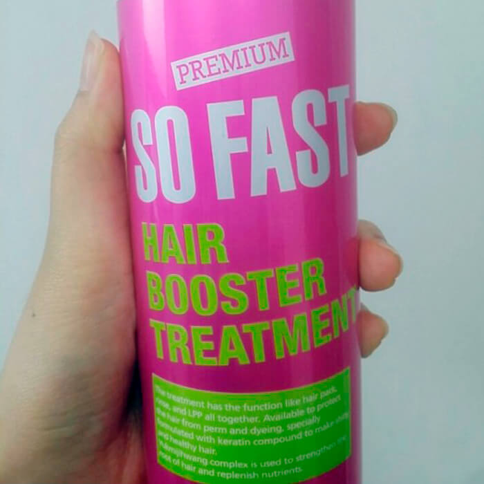 Secret Key Premium So Fast Hair Booster Treatment