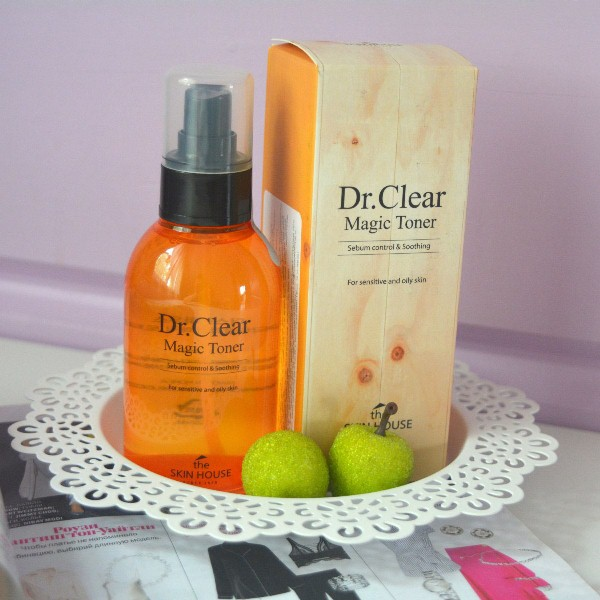 The Skin House Dr.Clear Magic Toner