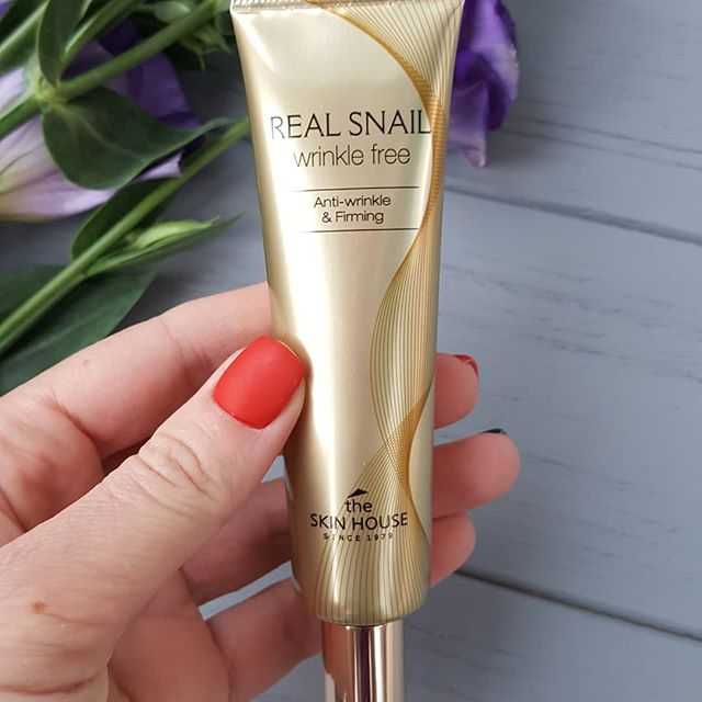 The Skin House Real Snail Wrinkle Free