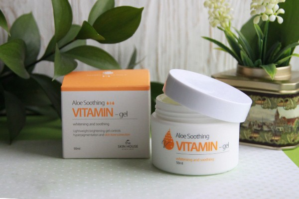 The Skin House Soothing gel Vitamin