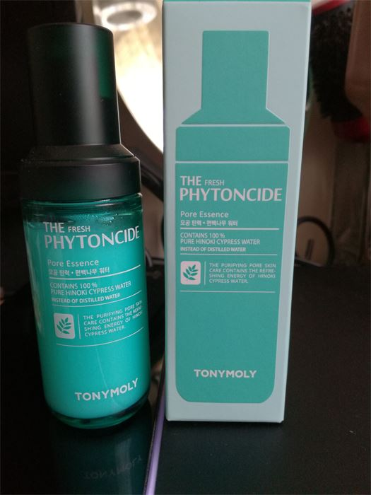 TONYMOLY The Fresh Phytoncide Pore Essence