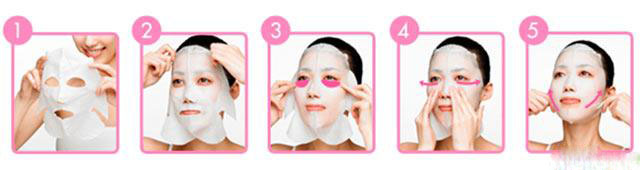 Farmstay Visible Difference Mask Sheet ACEROLA
